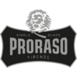 Proraso Pre-Shave Cream Single Blade Cypress & Vetyver borotválkozás előtti krém 100g