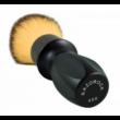 RazoRock 400 Matte Black Plissoft synthetic shaving brush - 24mm knot