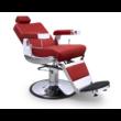 "Barber Chair - borbélyszék ""Uptown"" Maroon"