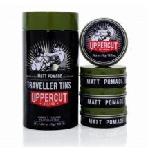 Uppercut Traveller Tin Matt Pomade (4 x 18g)