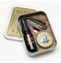 Captain Fawcett's Ricki Hall's Booze & Baccy Grooming Survival Kit
