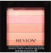 Revlon Highlighter kiemelő Paletta - Rose Glow 020