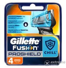 Gillette Fusion ProShield Chill borotvabetétek (4db)