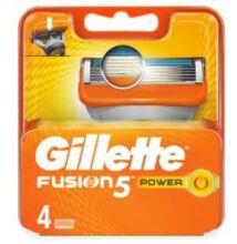 Gillette Fusion5 Power borotvabetétek (4db)