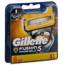 Gillette Fusion5 ProShield borotvabetétek XL (6db)
