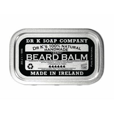 Dr K Beard Balm Zero szakáll kondicionáló 50g