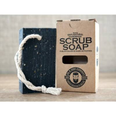 Dr K Soap Company Scrub Body Soap 110g