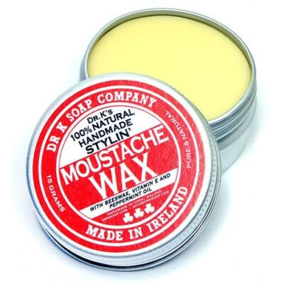 Dr K Moustache Wax bajuszwax 15ml