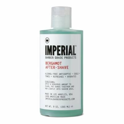 Imperial Barber Bergamot Aftershave Lotion 265ml (Pro)