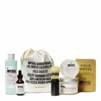 Imperial Barber Field Shave Kit