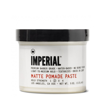 Imperial Barber Matte Pomade Paste 113g