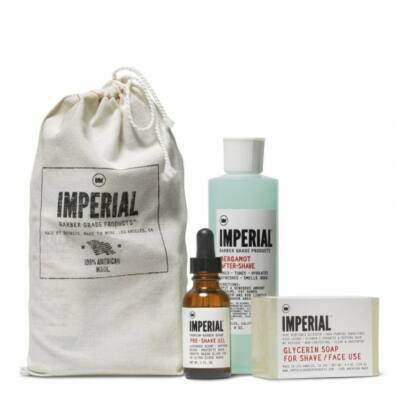 Imperial Barber Shave Bundle