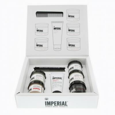 Imperial Barber Starter Kit - kezdőcsomag