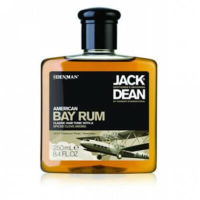 Jack Dean Hair Tonic American Bay Rum 250ml