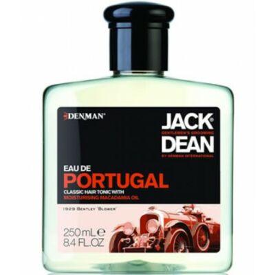 Jack Dean Hair Tonic Portugal 250ml