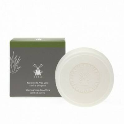 Mühle Aloe Vera Shaving Soap 65g