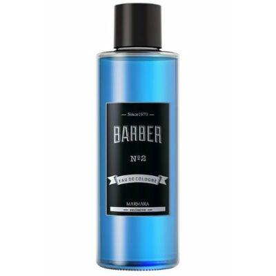 Marmara Exclusive Barber No.2 After Shave Lotion Eau De Cologne 500ml (Pro Size)