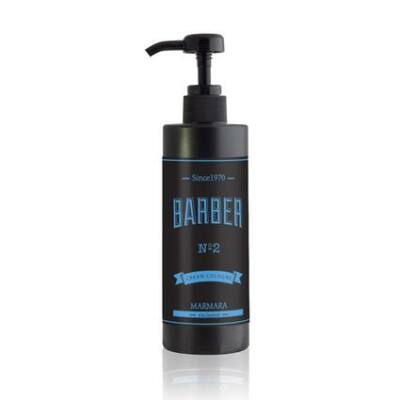 Marmara Barber No.2 Aftershave Balm Cream Cologne 400ml (Pro Size)