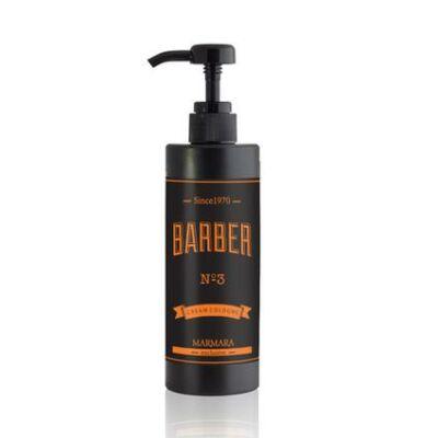 Marmara Barber No.3 Aftershave Balm Cream Cologne 400ml (Pro Size)