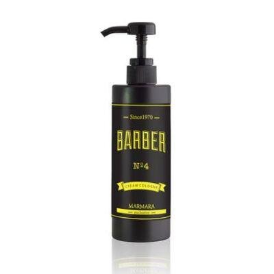 Marmara Barber No.4 Aftershave Balm Cream Cologne 400ml (Pro Size)