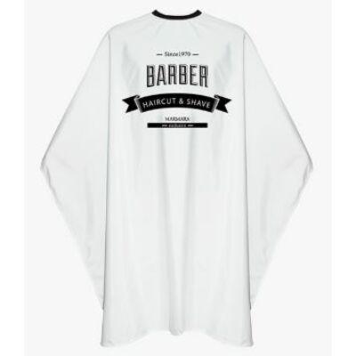 Marmara Barber Cape White