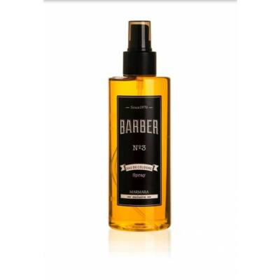 Marmara Exclusive Barber No.3 After Shave Lotion Eau De Cologne 250ml