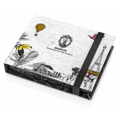Marvis Wonders of the World 3 Flavours Gift Box Toothpaste Limited Edition