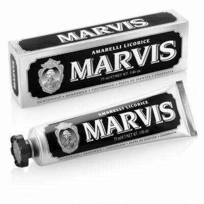 Marvis Amarelli Licorice Mint Toothpaste 85ml fogkrém