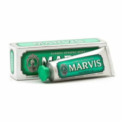 Marvis Classic Strong Mint Toothpaste 25ml fogkrém