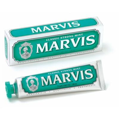 Marvis Classic Strong Mint Toothpaste 85ml fogkrém