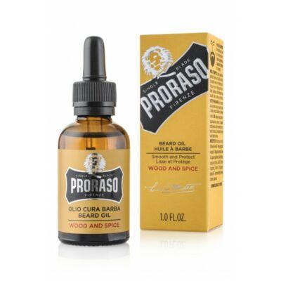 Proraso Beard Oil Wood & Spice 30ml (original)