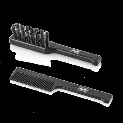 Proraso Moustache & Beard Brush and Comb Set