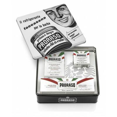 Proraso Vintage Tin Sensitive (Toccasana) ajándékszett