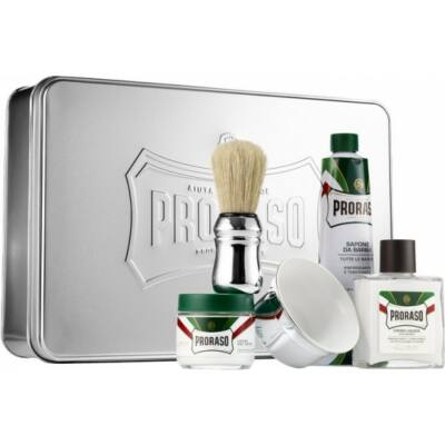 Proraso Classic Shaving Set in Presentation Tin Box