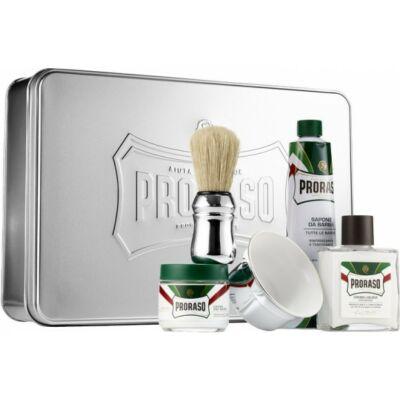 Proraso Classic Shaving Set in Presentation Tin Box