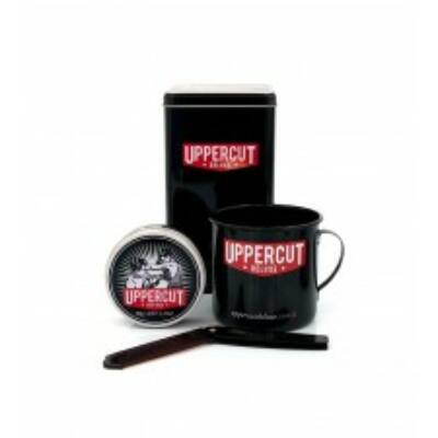 Uppercut Deluxe Mug, Comb & Easy Hold Tin Kit