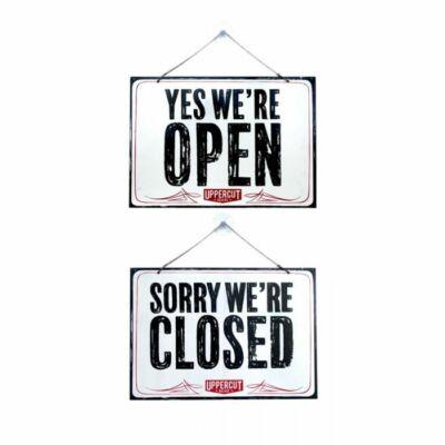 Uppercut Deluxe Open-Closed Sign (42x30cm)