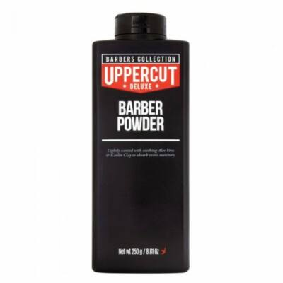 Uppercut Deluxe Barbers Collection Barber Powder 250g