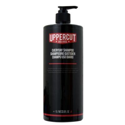 Uppercut Deluxe Everyday Shampoo hajsampon 1000ml (Pro Size)