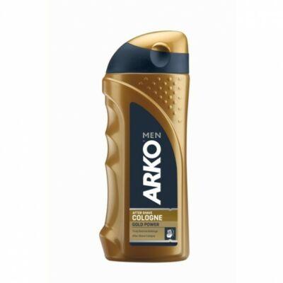 Arko Men Gold Power After Shave Cologne 250ml