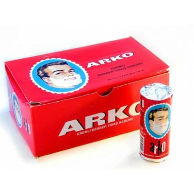 Arko Men Barber Shaving Cream Soap Stick borotvaszappan (1db) 70g