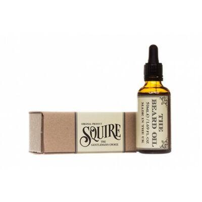 Squire The Beard Oil szakállolaj - Boss 50ml