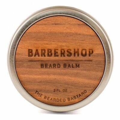 The Bearded Bastard Barbershop Beard Balm 59ml