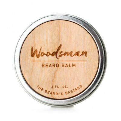 The Bearded Bastard Woodsman Beard Balm 59ml