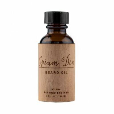 The Bearded Bastard Opium Den Beard Oil 30ml