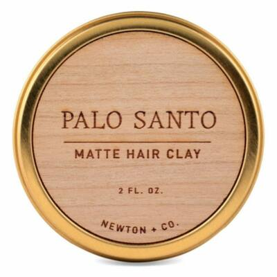 The Bearded bastard PALO SANTO Matte Hair Clay 59ml