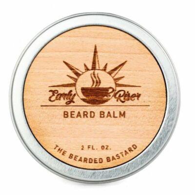 The Bearded Bastard Early Riser Beard Balm 59ml