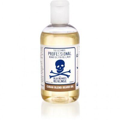 The Bluebeards Revenge Cuban Blend Beard Oil 250ml (Pro Size)