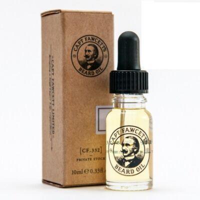Captain Fawcett's Private Stock (CF.332) Beard Oil 10ml