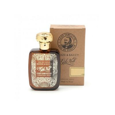 Captain Fawcett's Booze and Baccy Eau de Parfum 50ml